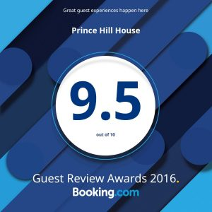 Booking.com Guest Reviews Award 2016
